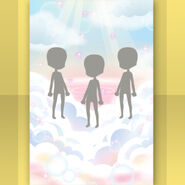 (Show Items) Cloud Sea Leads To Dream World Stage Pink ver.1