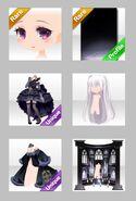 (Promotion) Haunted Maiden - Black Missa Girl