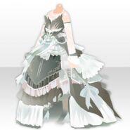 (Tops) Ancient Elegant Dress Style ver.A green