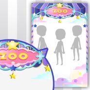 (Show Items) DayDream Zoo Entrance Decor2 ver.1