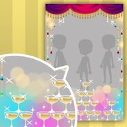 (Show Items) Sparkle Champagne Tower Decor2 ver.1