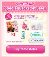 (Packs) Lolita Paradise - Special Packs 1