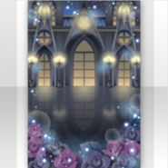 (Show Items) Roses and Cathedral Stage ver.1