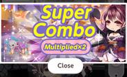 (Combo) Mononoke MARCH - Super Combo
