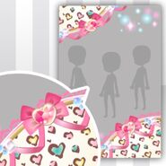 (Show Items) DayDream Heart Leopard Print Decor1 ver.1