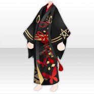 (Tops) Ayakashi Fox Onmyoji Style ver.A brown
