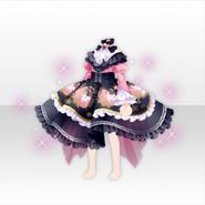 (Tops) Dolls Tea Party Gothic Lolita Long Dress ver.A black