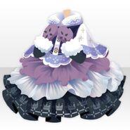 (Tops) Snow Drop Princess Dress ver.A black