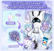 (Banner) Crystal Shower - Trading