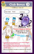 (Bonus) Poison Apple - Club Bonus 3