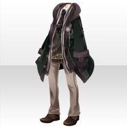 (Tops) Meraviglioso Coat Style ver.A green