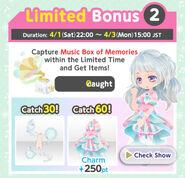 (Bonus) Sing! Sing! Sing! - Limited Time Bonus 2