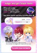 (Bonus) Snap Contest 25 - CocoPPa Stars
