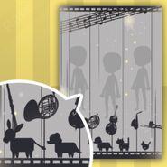 (Show Items) Flowing Symphony Film Decor2 White ver.1