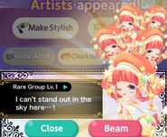 (Characters) Starry Night - Rare Group Appeared