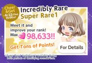 (Image) Starry Sky - Incredibly Rare Super Rare 1