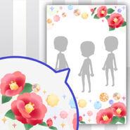 (Show Items) Taisho Roman Confetti & Camellia Decor2 ver.1