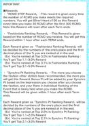 (Notification) FASHION LABO - Rewards