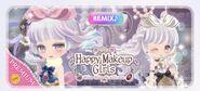 (Display) Happy Makeup Girls (Remix)