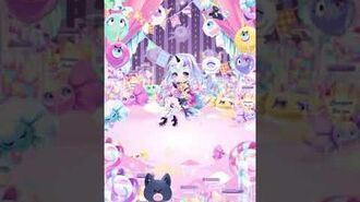 【CocoPPa Play】3 Color Fluffy Filter