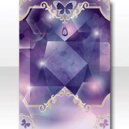 (Wallpaper Profile) Hydrangea Jewels Wallpaper ver.A purple