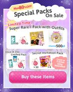(Special Packs) Starry Sky - 1