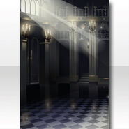 (Wallpaper Profile) Sunlight Church Wallpaper ver.A black