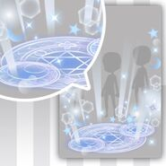 (Show Items) Moon Magic Square Decor1 ver.1