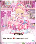 (Story) Dolls Tea Party - Start 17