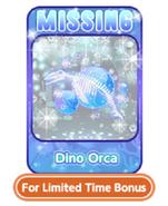 (Characters) Deep-Sea Adventure - Dino Orca