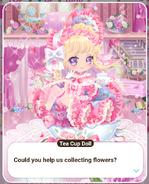 (Story) Dolls Tea Party - Start 12