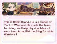 (Summary) Top Brand - Robin