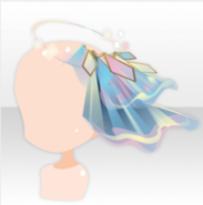 (Head Accessories) Sky Jewelry Corsage ver.A blue