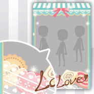 (Show Items) Patisserie Entrance Decor ver.1