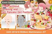 (Banner) Love Love Pancakes (Old) - Promotion