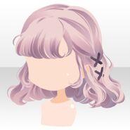 (Hairstyle) Hydrangea Braided Hair ver.A pink