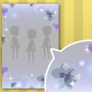 (Show Item) Perfume Blue Flower Decor1 ver.1