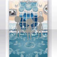 (Show Items) Peaceful NIght Tea Party Stage ver.1