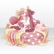(Tops) Room Princess Relaxing Style ver.A pink