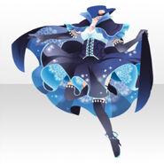 (Tops) Phantom Thief Girl Style ver.A blue