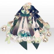 (Tops) Star Celebration Mini Dress ver.A green