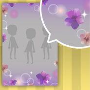 (Show Items) Perfume Purple Flower Decor1 ver.1