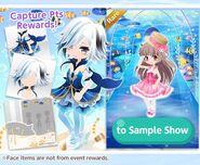 (Banner) Find'em Aquarium - Capture Points Rewards