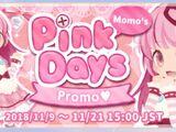 Momo's Pink Days Promo
