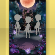 (Show Items) Gothic Ghost Blood Moon Stage ver.1