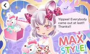 (Characters) DayDream Animals - Normal+ (MAX Style)