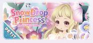(Display) Snow Drop Princess