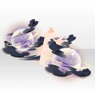(Hand Accessories) Stars Holding Voiceless Poem ver.A purple