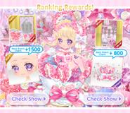 (Banner) Dolls Tea Party - Ranking Rewards