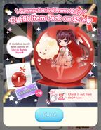(Image) CocoPPa Play Summer Festival 2019 - Candy Apple Pack